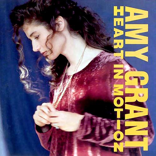 Amy Grant – Heart in Motion: True love is frozen in time. (Even if the  production's quite dated.) | murlough23