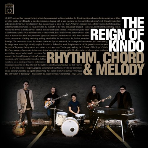 The Reign Of Kindo Rhythm Chord Melody You Cant Stop The